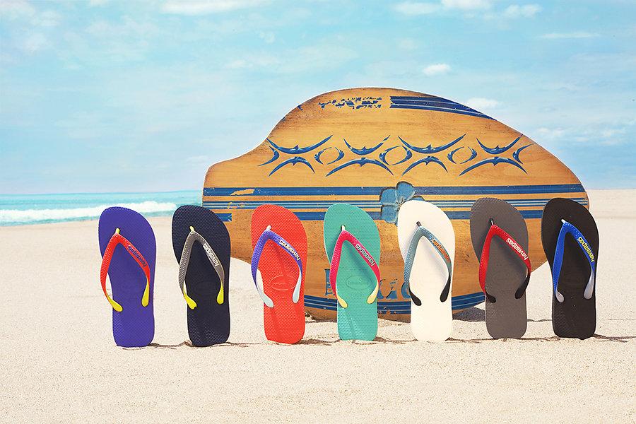 Havaianas Flip Flop Campaign 2013